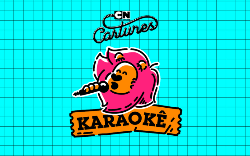 Es hora de cantar y divertirse con el karaoke de Cartoon Network