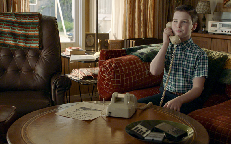 Young Sheldon regresa a Warner Channel con su cuarta temporada