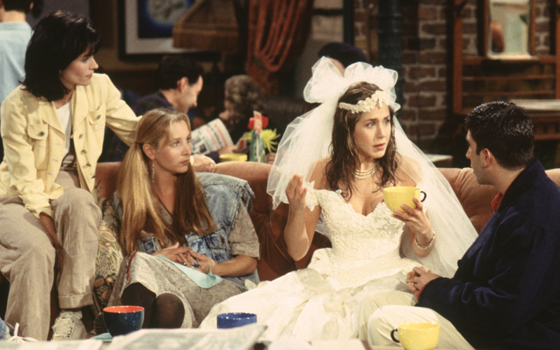 ¿Ganas de Friends?